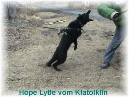 Hope Lytle vom Klatolklin